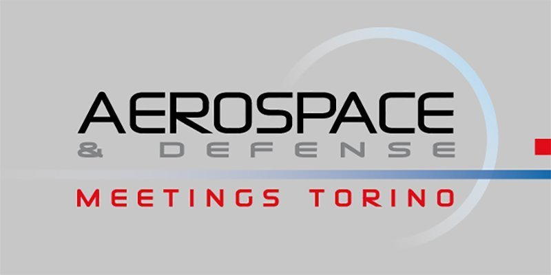 AQM all'Aerospace & Defence Meetings Torino