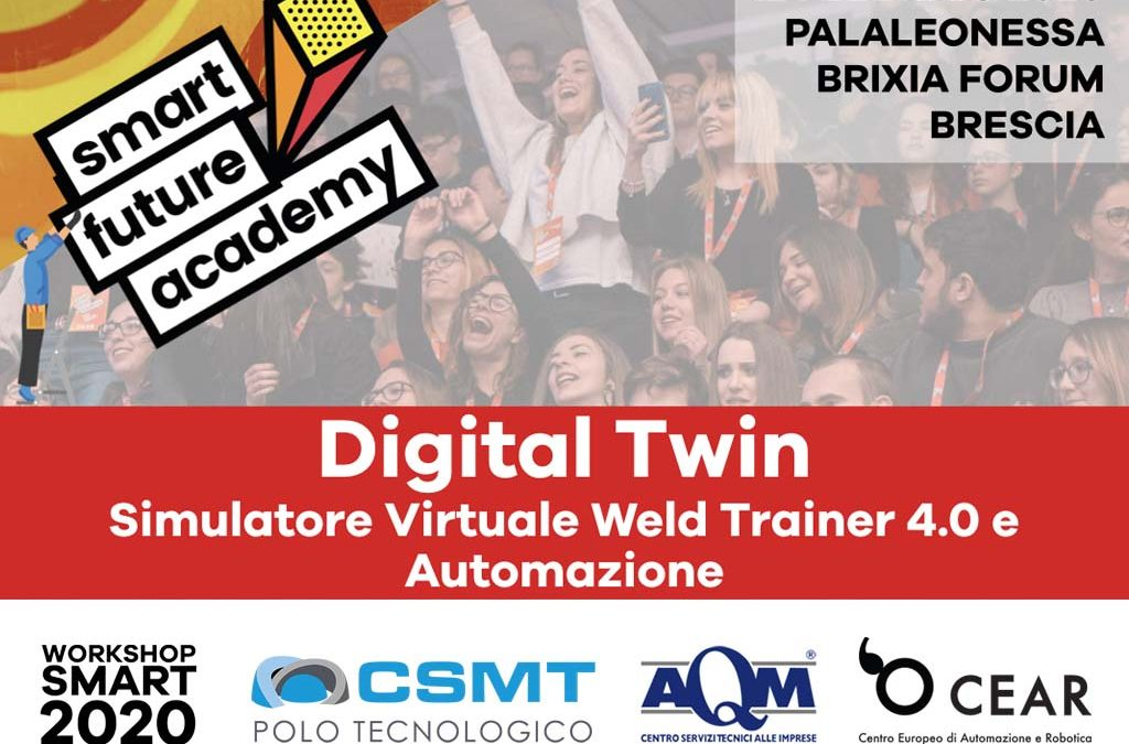 Anche AQM in Smart Future Academy