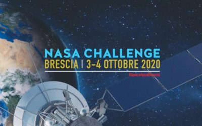 AQM Sponsor della International NASA Space AppsChallenge 2020 – Brescia
